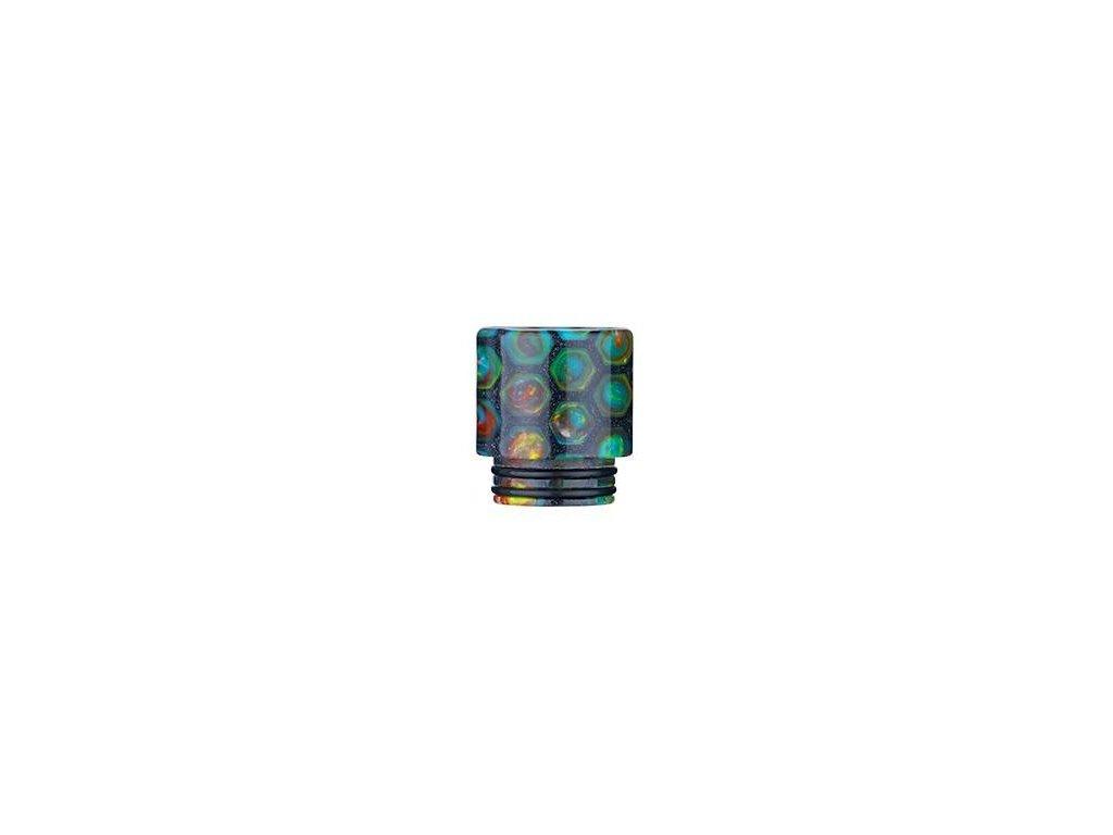 Snake Pattern Resin 810 náustek pro clearomizer Typ E