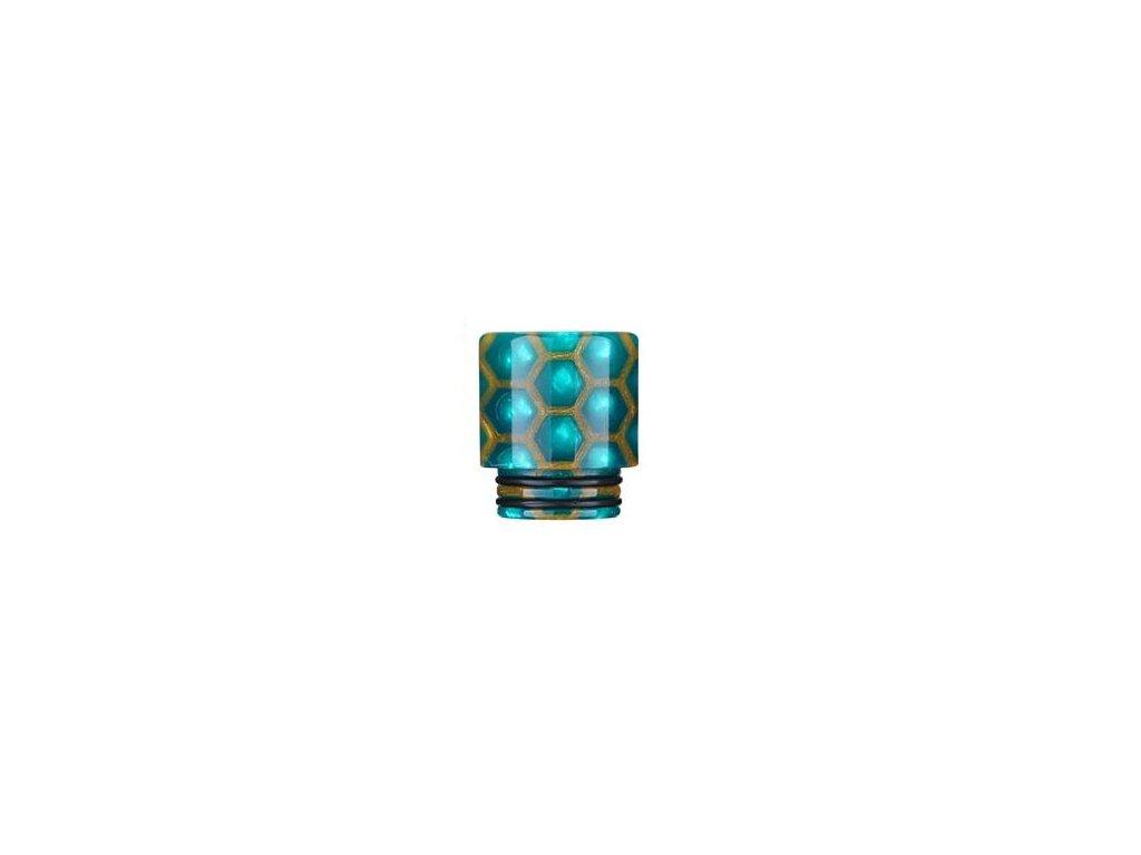 Snake Pattern Resin 810 náustek pro clearomizer Typ I