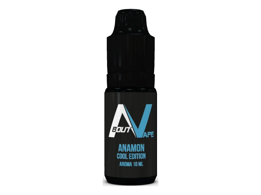 Příchuť About Vape (Bozz) Pure COOL EDITION 10ml Anamon