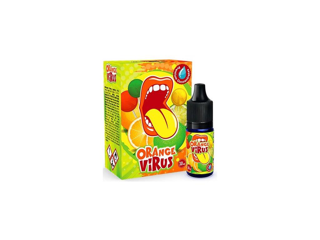 Příchuť Big Mouth Classical - Orange Virus