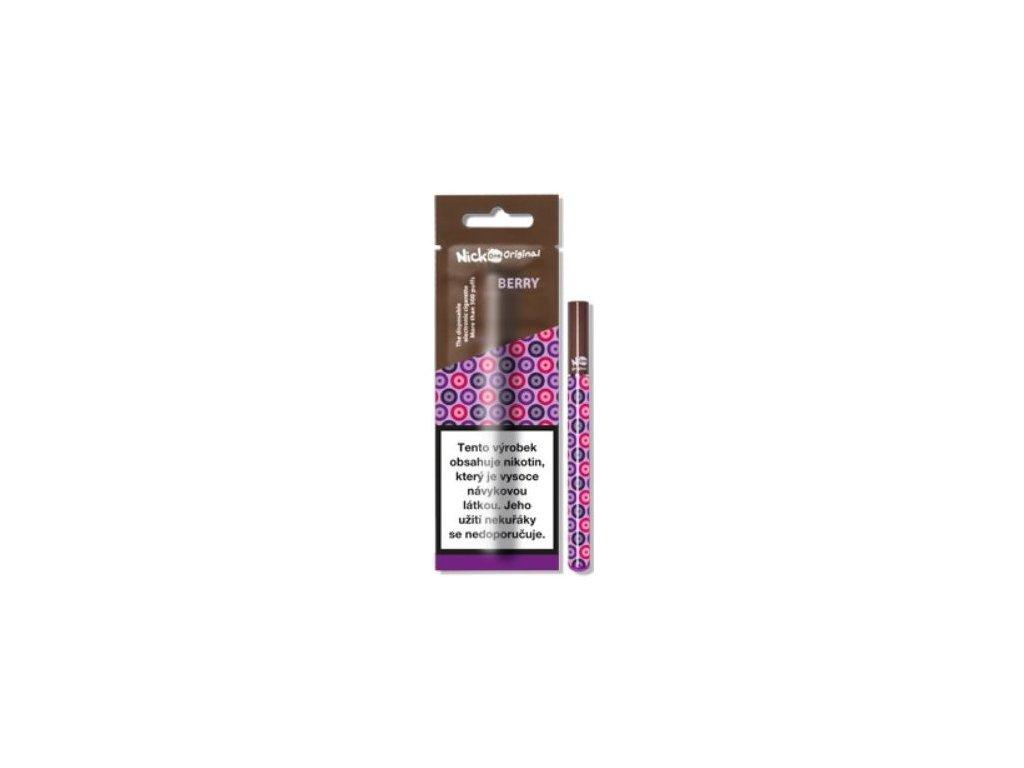Nick One Original elektronická cigareta Berry 6mg (Lesní plody)