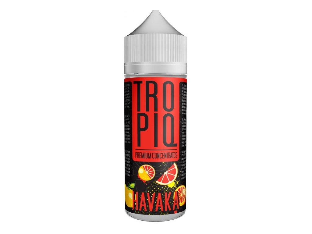 Příchuť TROPIQ Shake and Vape 15ml Havaka