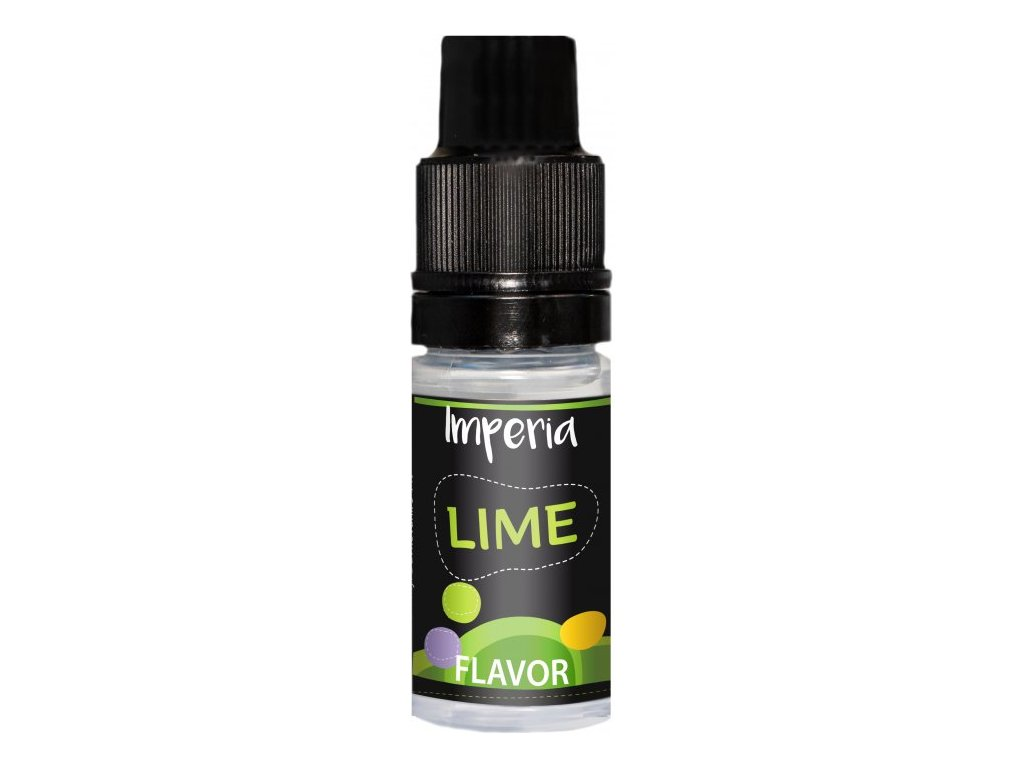 Příchuť IMPERIA Black Label 10ml Lime (Limetka)