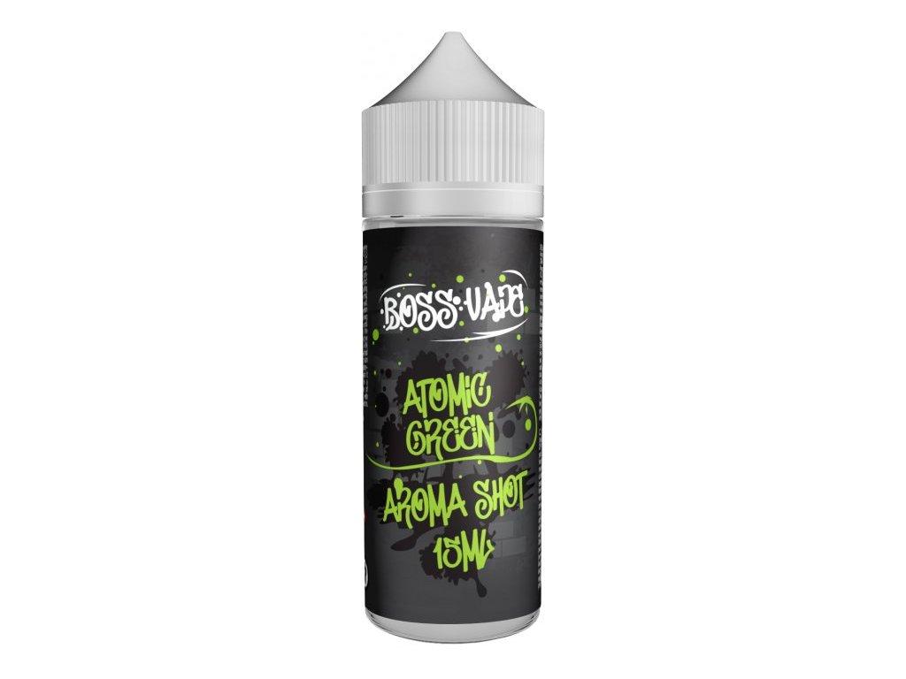 Příchuť Boss Vape Shake and Vape 15ml Atomic Green