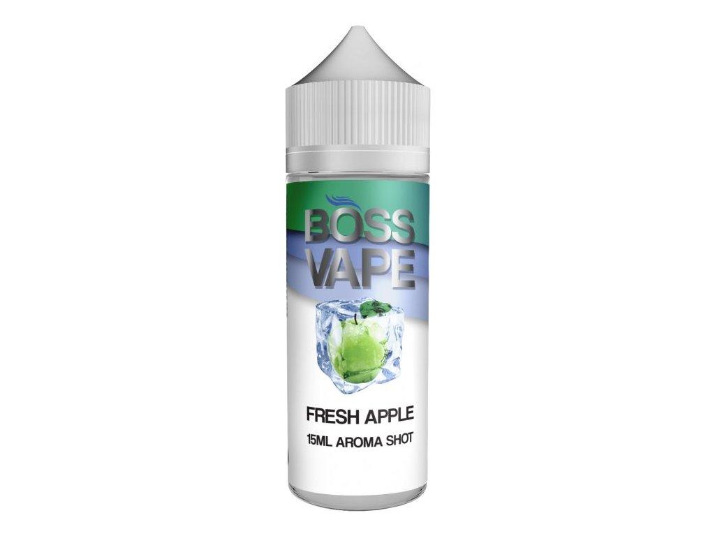 Příchuť Boss Vape Shake and Vape 15ml Fresh Apple