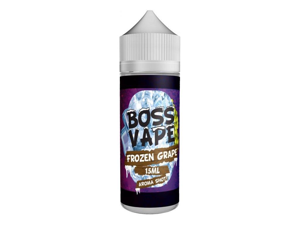 Příchuť Boss Vape Shake and Vape 15ml Frozen Grape