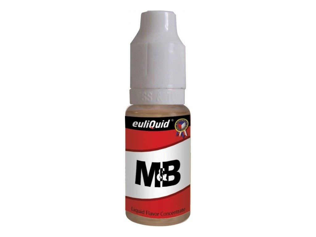Příchuť EULIQUID M&B Tabák 10ml