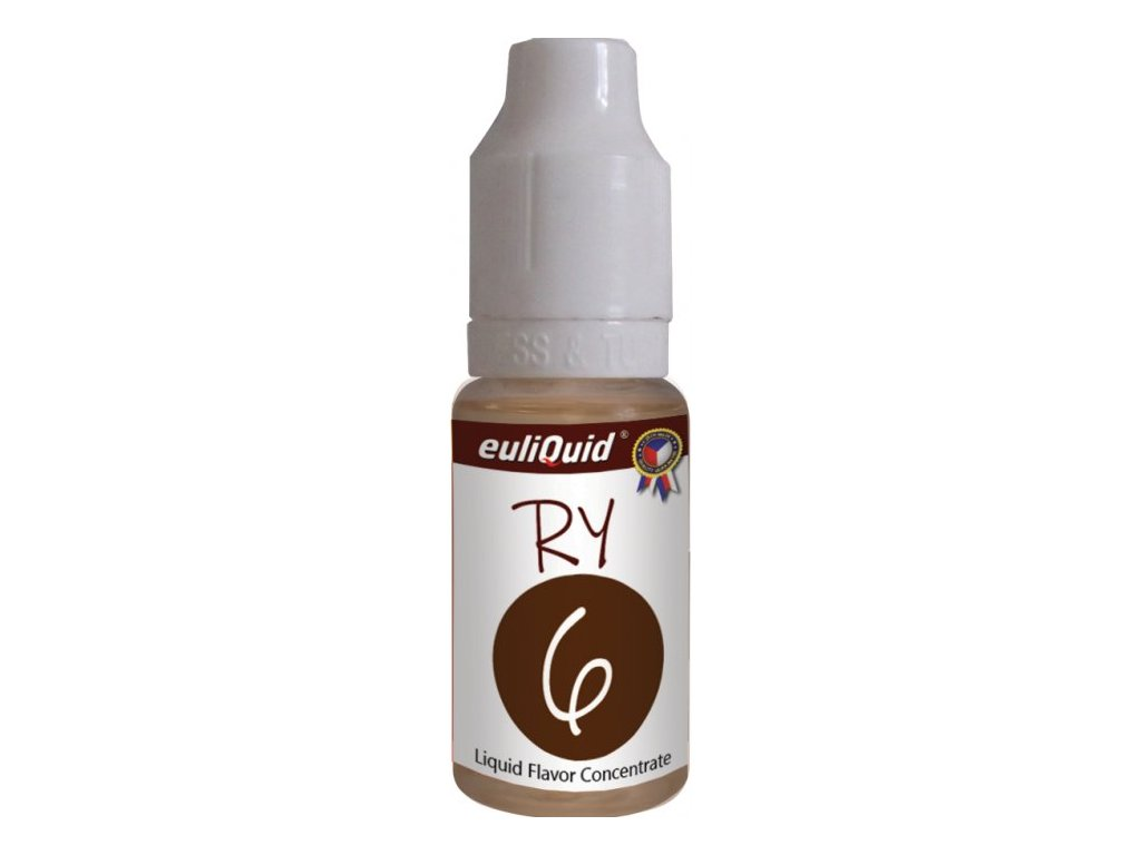 Příchuť EULIQUID Ry6 Tabák 10ml