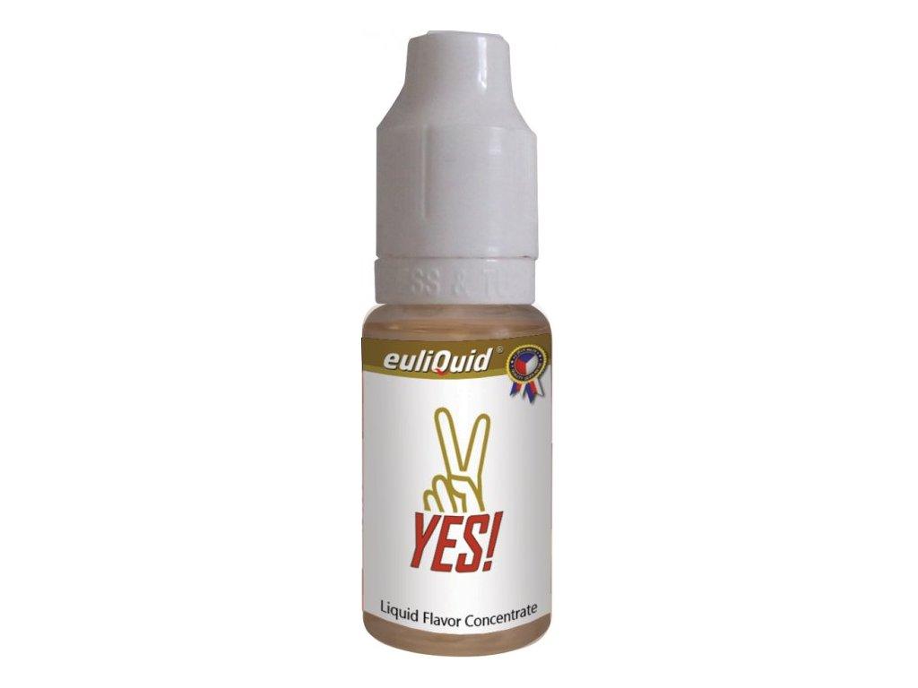 Příchuť EULIQUID Yes! Tabák 10ml