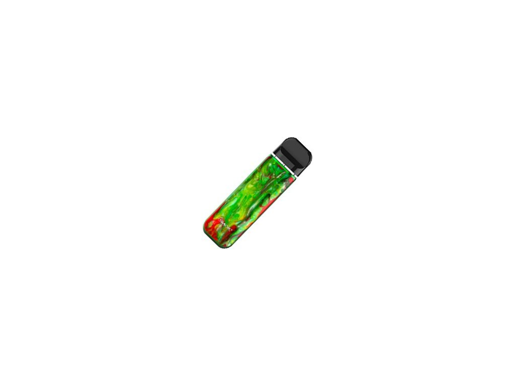 Smoktech NOVO 2 elektronická cigareta 800mAh Green and Red
