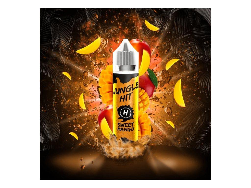 Příchuť Jungle Hit Shake and Vape 12ml Sweet Mango