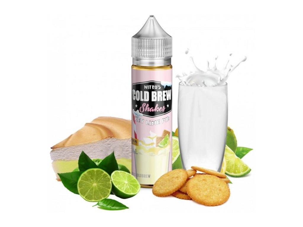 Příchuť Nitros Cold Brew SaV 20ml Key Lime Pie