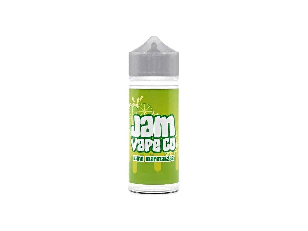 Příchuť Juice Sauz The Jam Vape Co Shake and Vape 30ml Lime Marmalade