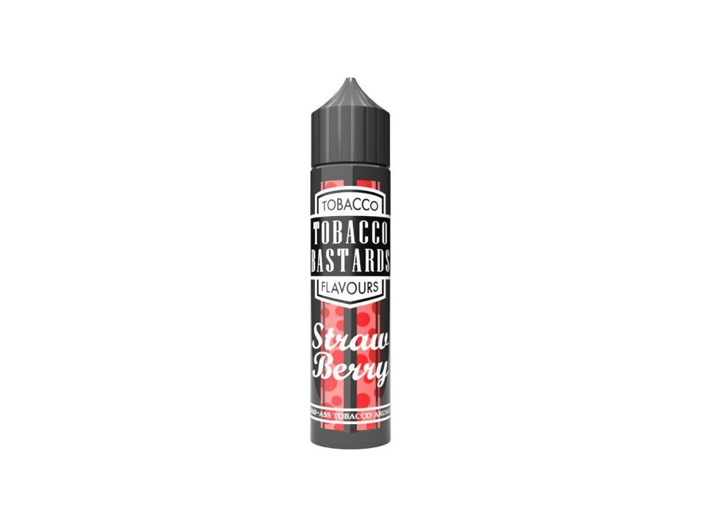 Příchuť Flavormonks Tobacco Bastards Shake and Vape 12ml Strawberry Tobacco