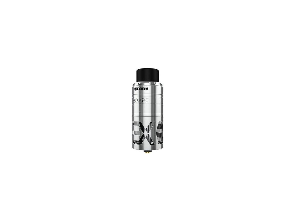 Exvape eXpromizer TCX RDTA Clearomizer 7ml Polished