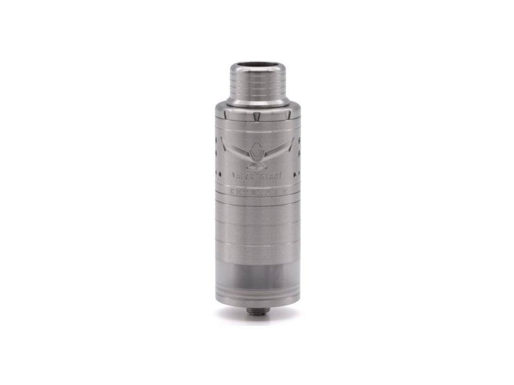 Vapor Giant Extreme 2 RDTA Clearomizer 6,5ml Silver
