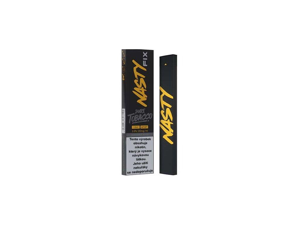 Nasty Juice Fix elektronická cigareta Pure Tobacco 20mg