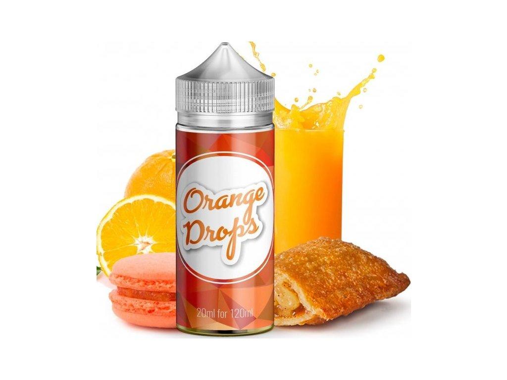 Příchuť Infamous Drops Shake and Vape 20ml Orange Drops