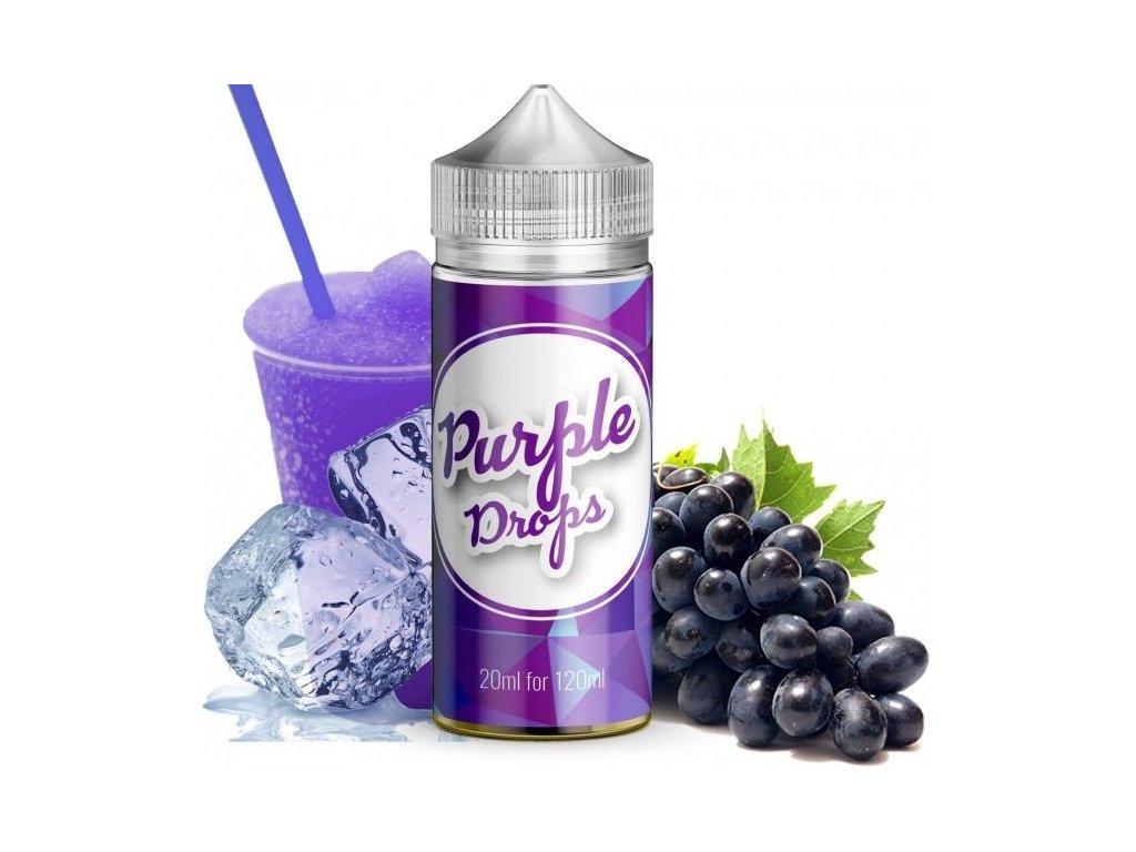 Příchuť Infamous Drops Shake and Vape 20ml Purple Drops