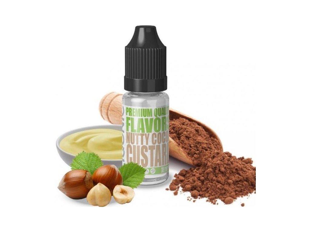 Příchuť Infamous Liqonic 10ml Nutty Cocoa Custard
