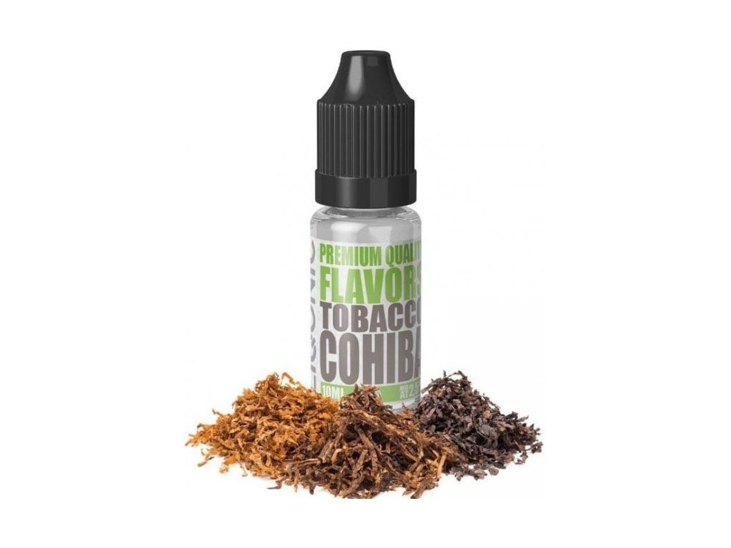 Příchuť Infamous Liqonic 10ml Tobacco Cohiba