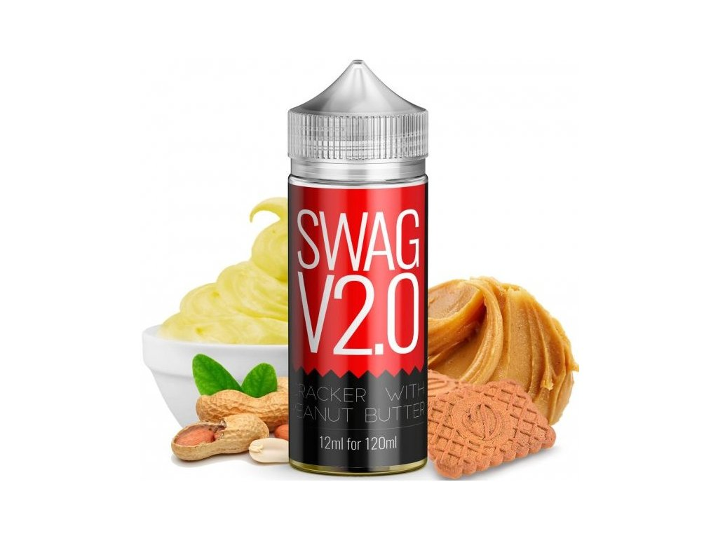 Příchuť Infamous Originals Shake and Vape 12ml SWAG 2.0