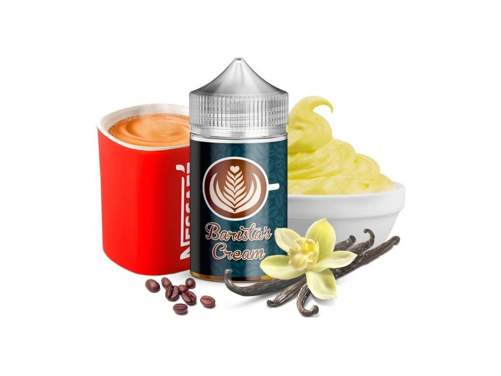 Příchuť Infamous Special 2 Shake and Vape 15ml Barista Cream