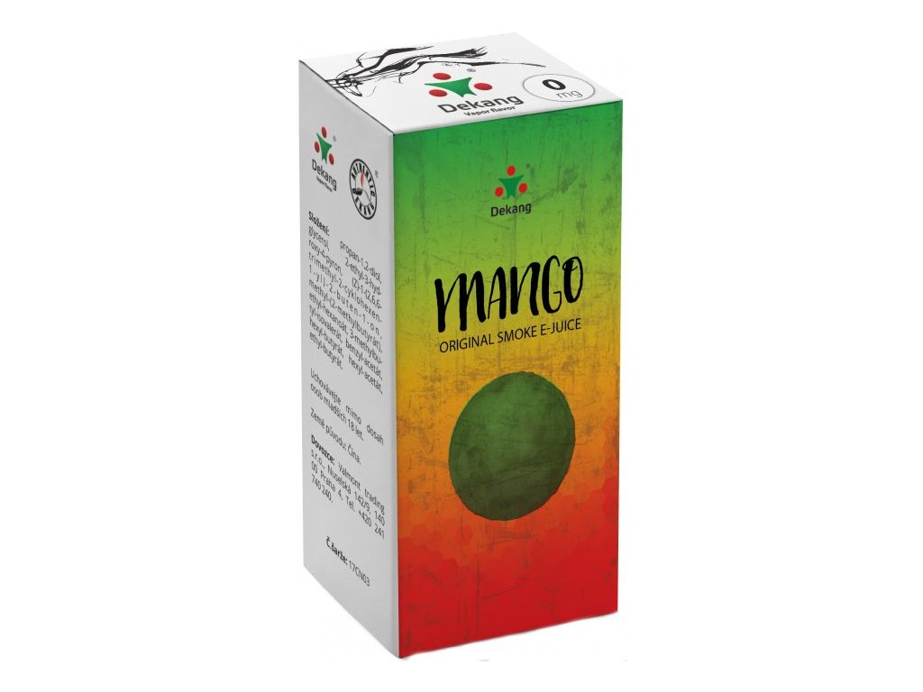Liquid Dekang Mango 10ml (mango)