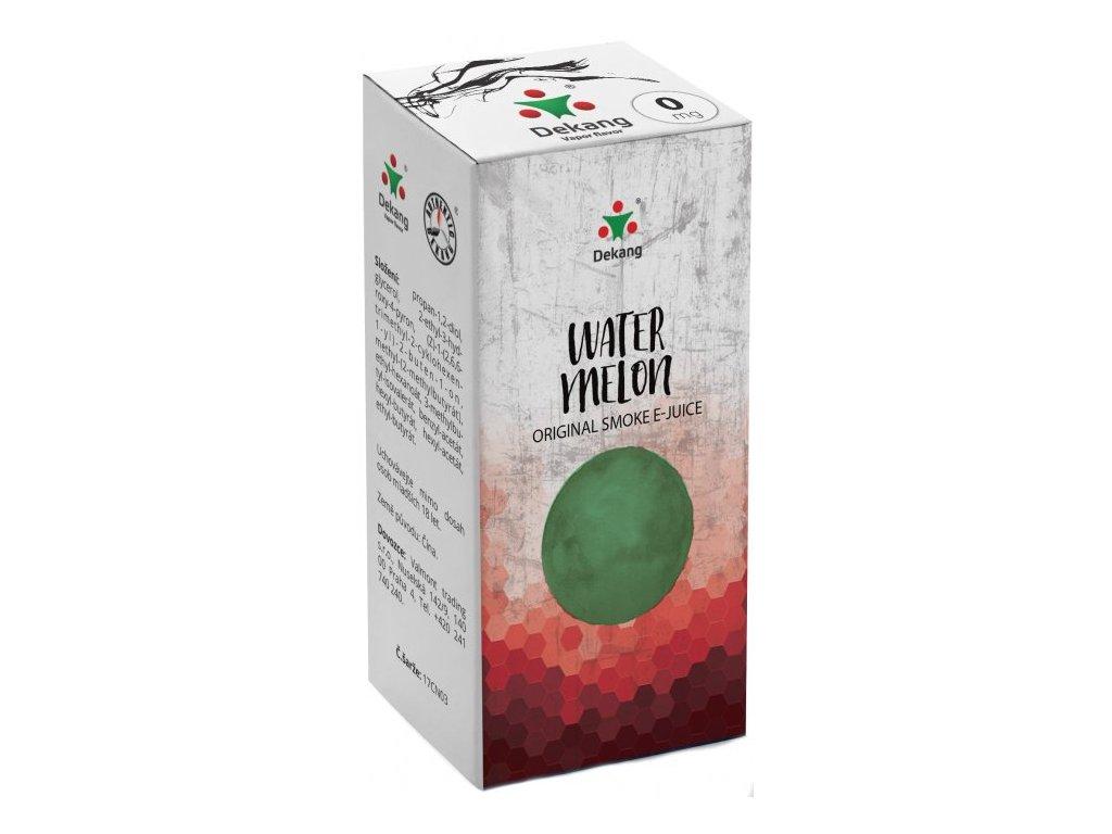 Liquid Dekang Watermelon 10ml(Vodní meloun)