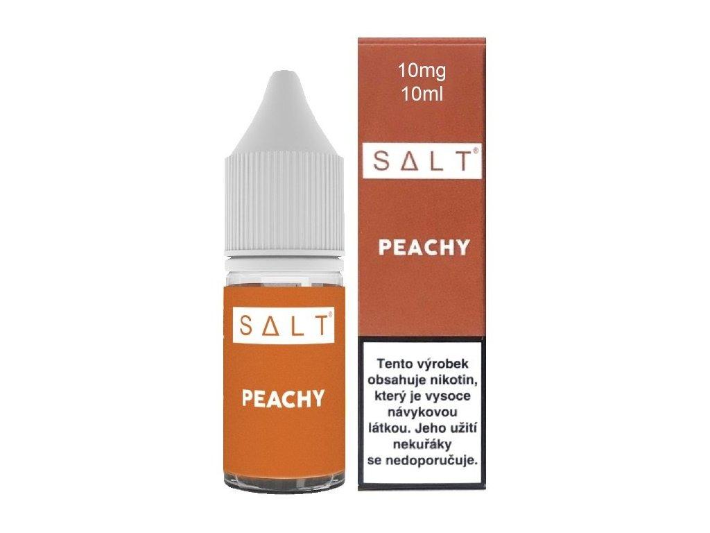 Liquid Juice Sauz SALT CZ Peachy 10ml