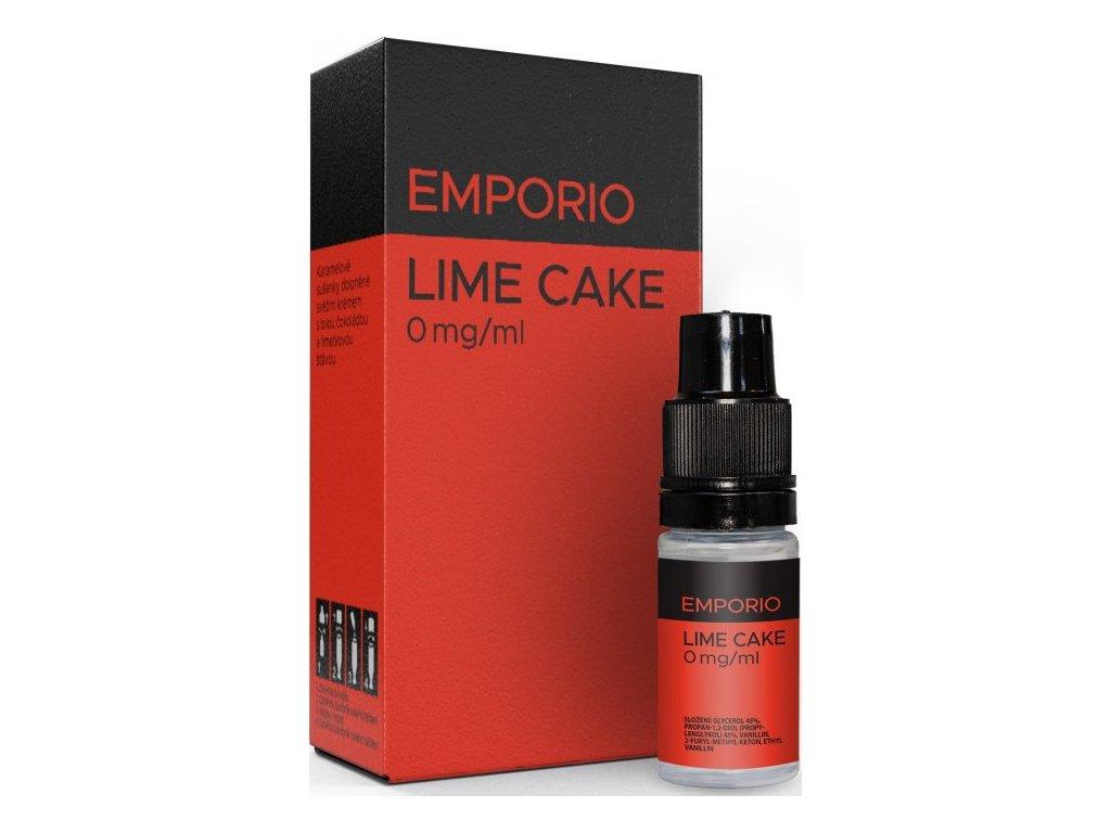 Liquid EMPORIO Lime Cake
