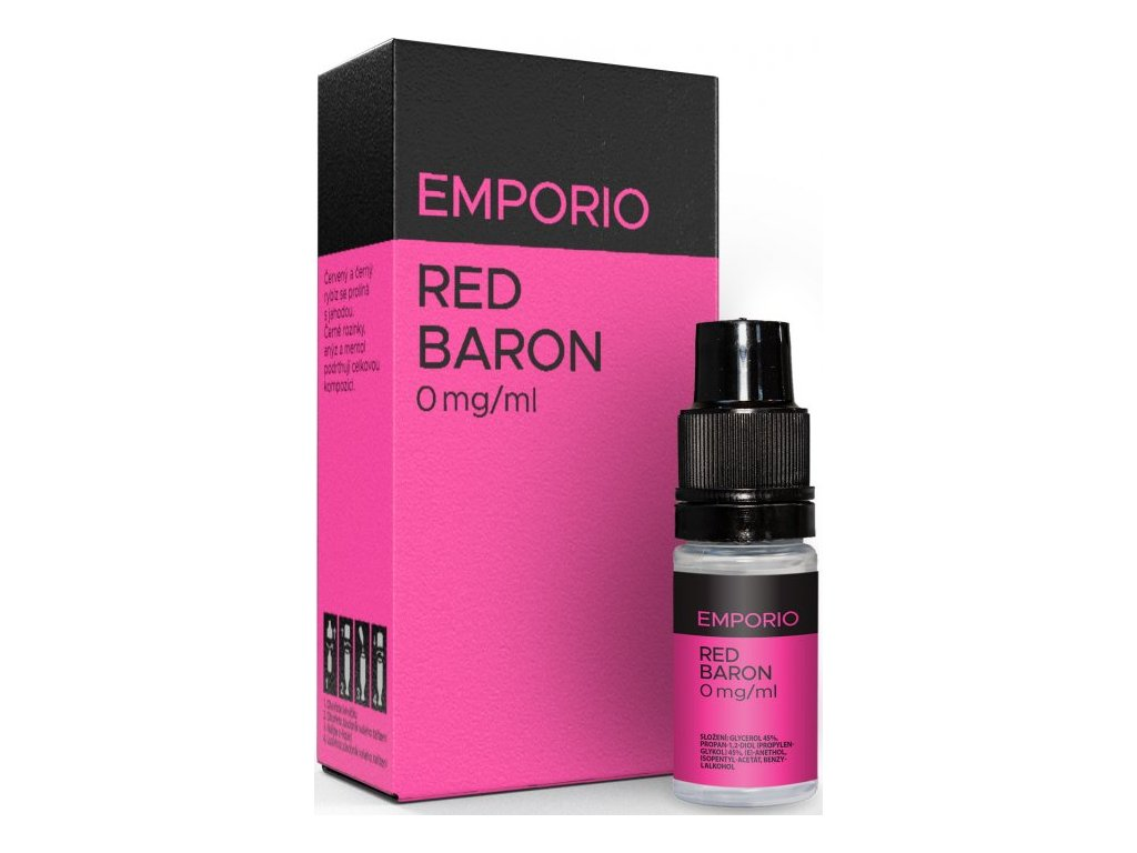 Liquid EMPORIO Red Baron