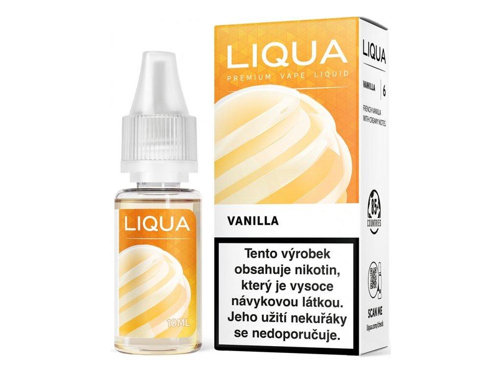 Liquid LIQUA CZ Elements Vanilla 10ml (Vanilka)