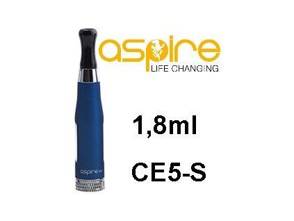 aSpire CE5-S BVC Clearomizer 1,8ohm 1,8ml Blue