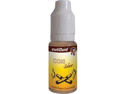 Příchuť EULIQUID Cohi Sabor Tabák 10ml