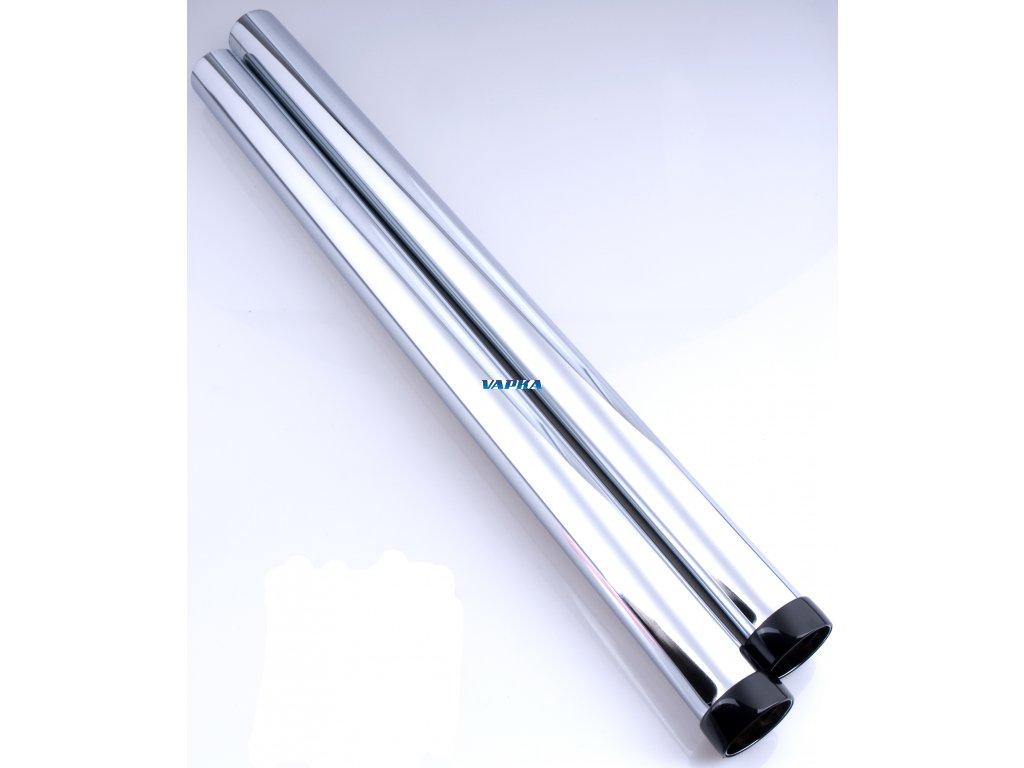 Trubky prodlužovací DN 36 mm chrom