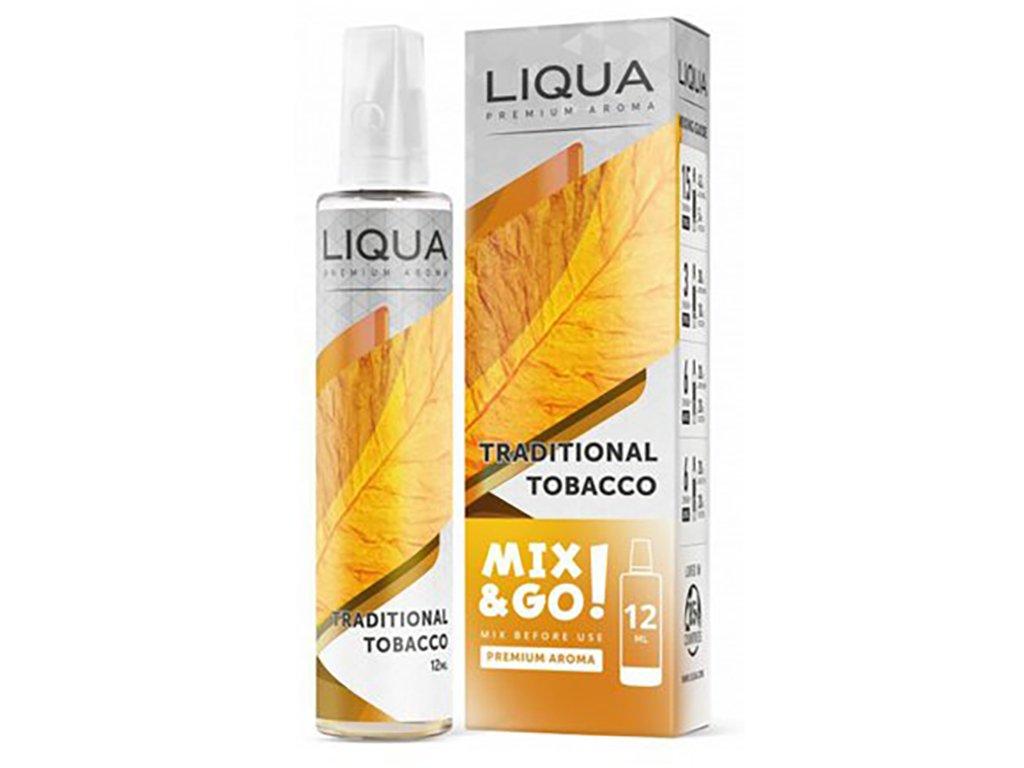 11306 1 prichut liqua mix go traditional tobacco 12ml
