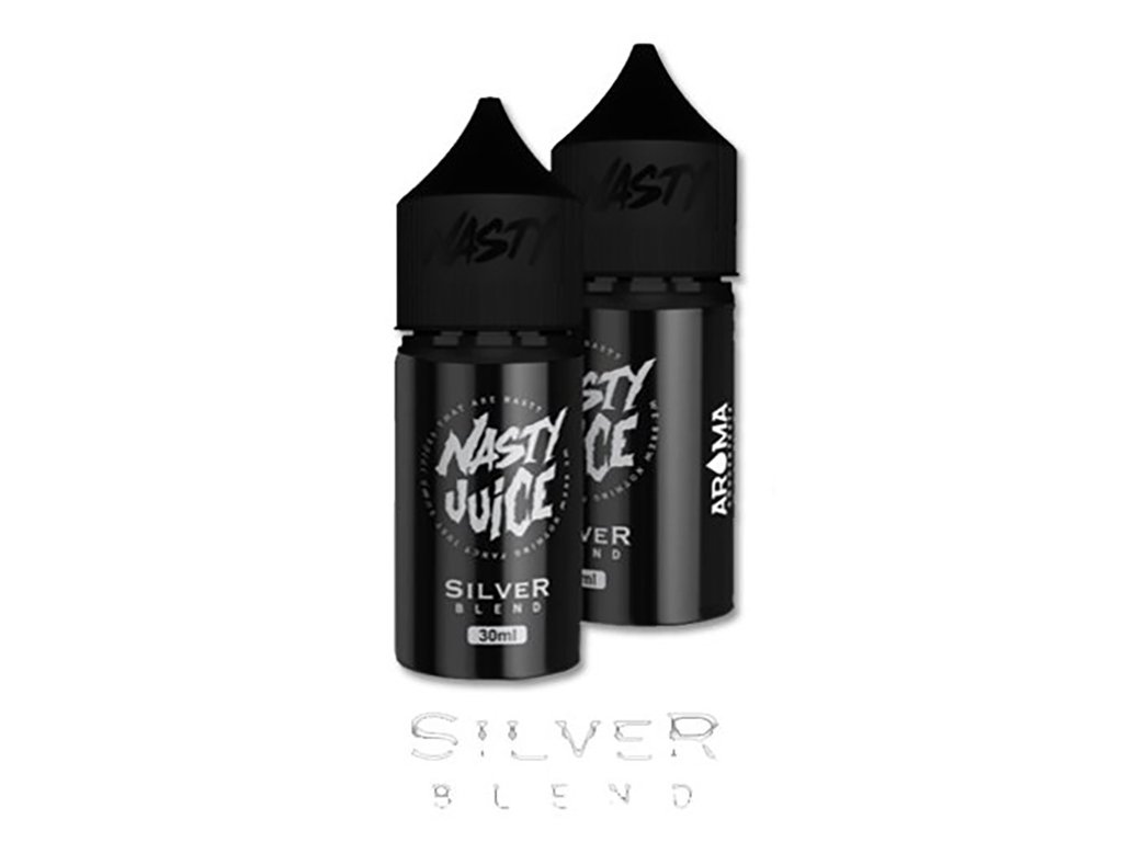 12200 1 prichut nasty juice silver blend 30ml