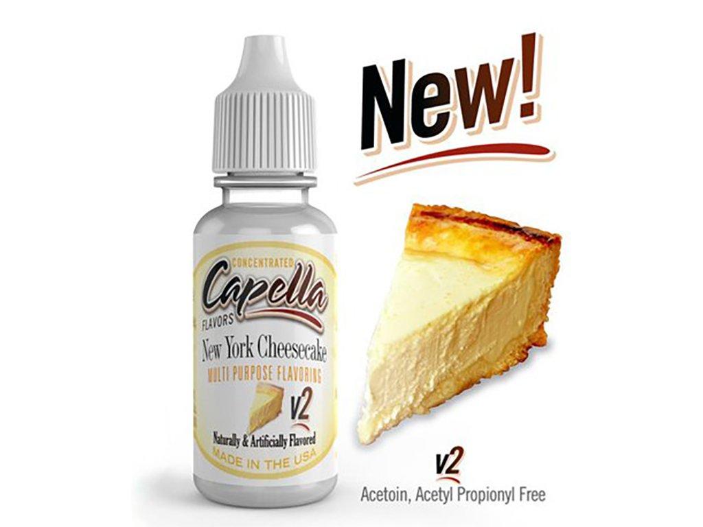 3593 1 prichut capella 13ml new york cheesecake newyorsky cheesecake