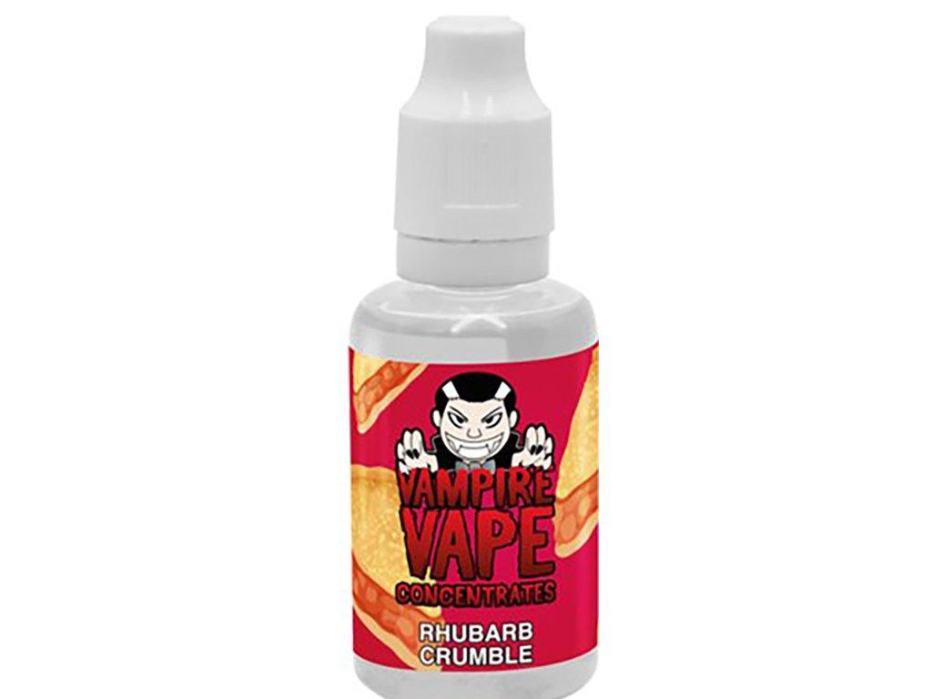 13301 1 prichut vampire vape rhubarb crumble 30ml