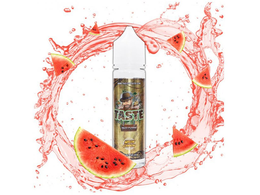 13559 1 prichut the lost taste melon cannon 10ml