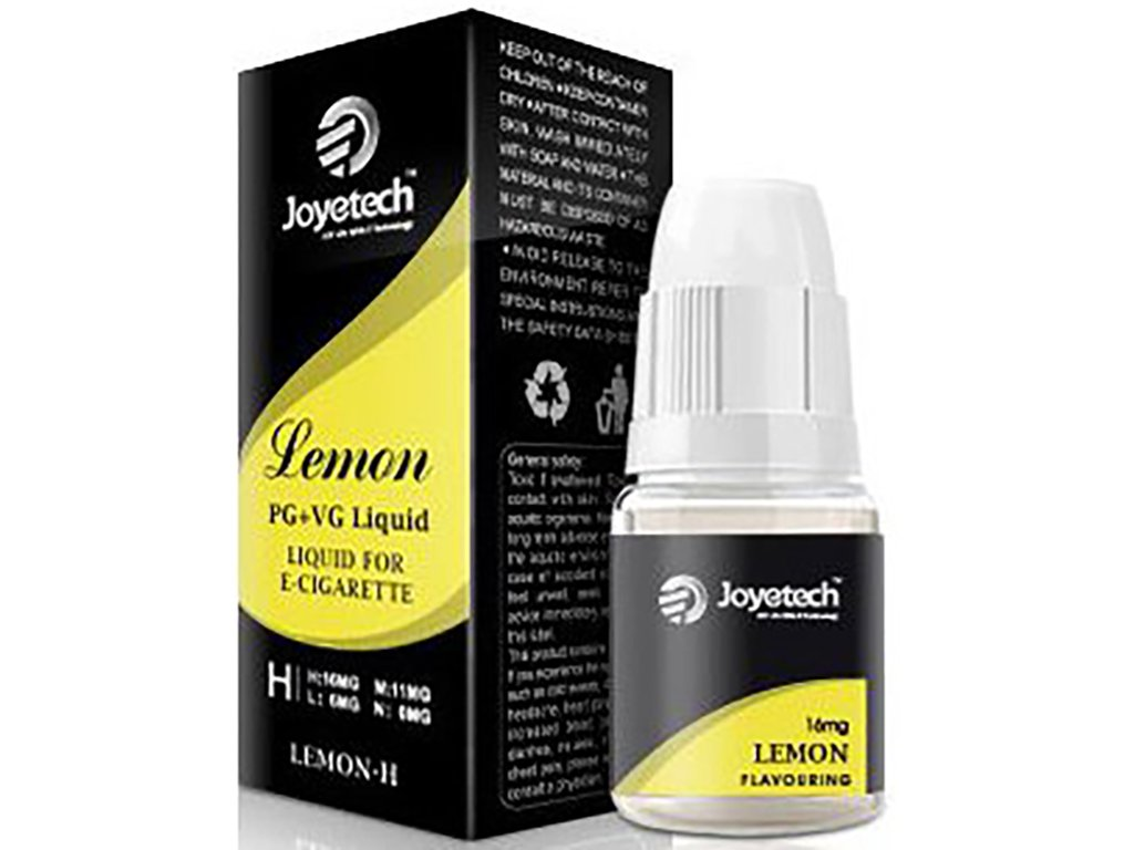 e-liquid Joyetech Lemon, 10ml