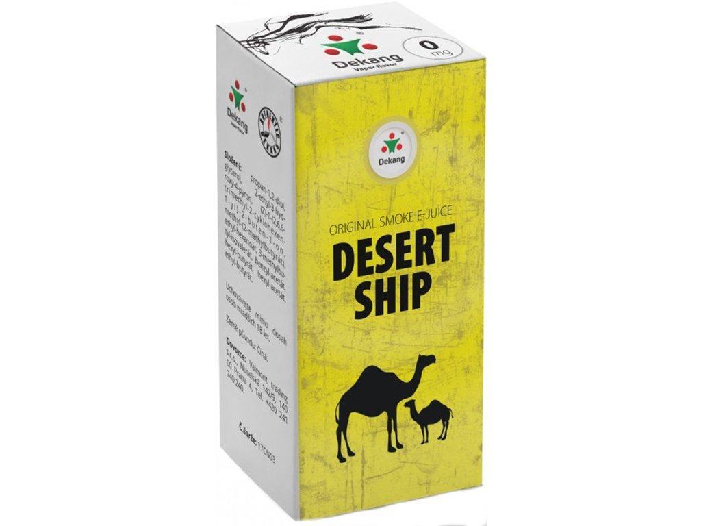 e-liquid Dekang DESERT SHIP, 10ml