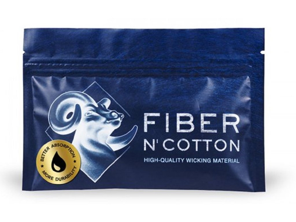 FiberFreaks Fiber n'Cotton V2 organická vata