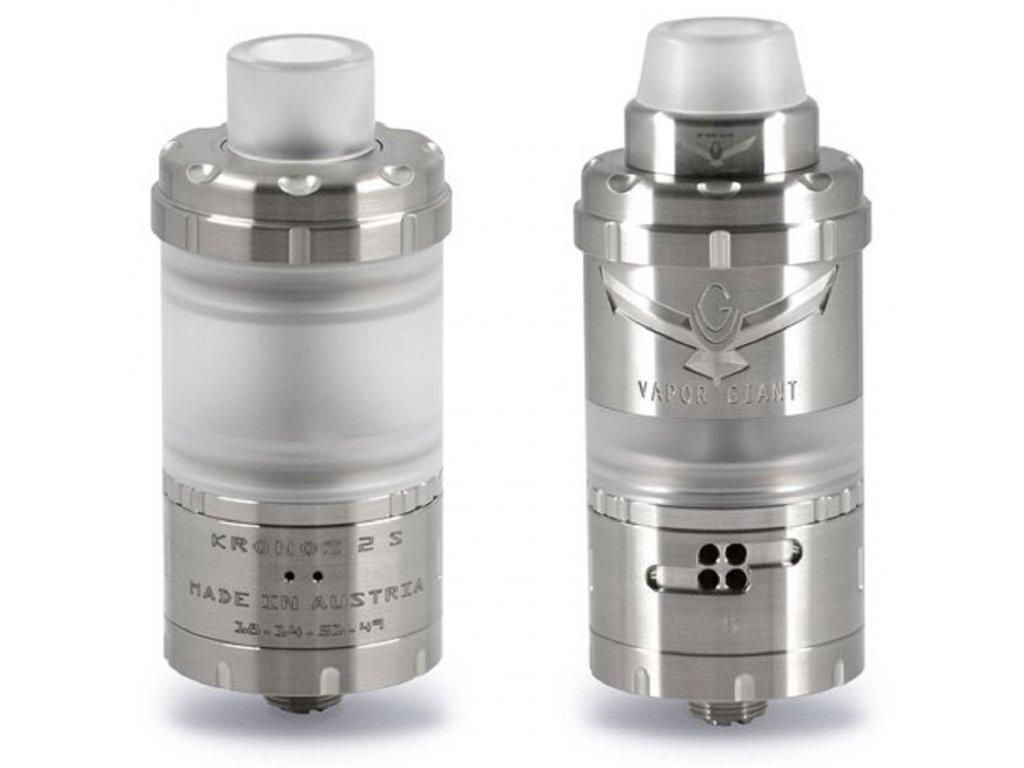 Vapor Giant Kronos 2 S 23mm Stříbrná I