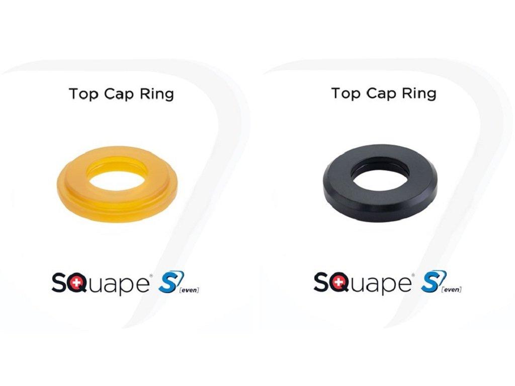 SQUAPE S[EVEN] BF RDA TOP CAP RING