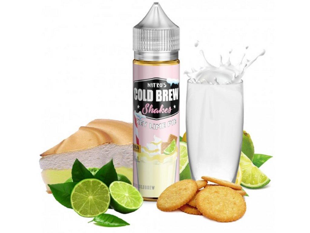 Nasty Juice Příchuť Nitros Cold Brew Key Lime Pie 20ml