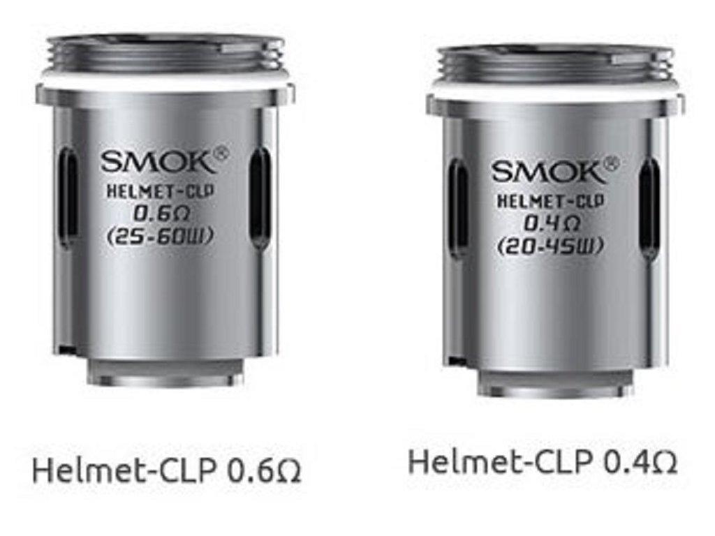 Smoktech Helmet CLP žhavicí hlava Dual Clapton II