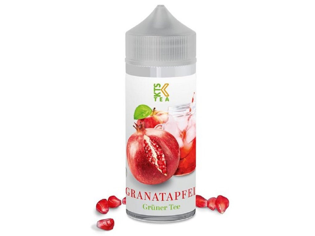 Příchuť KTS Tea Granatapfel Shake and Vape 20ml