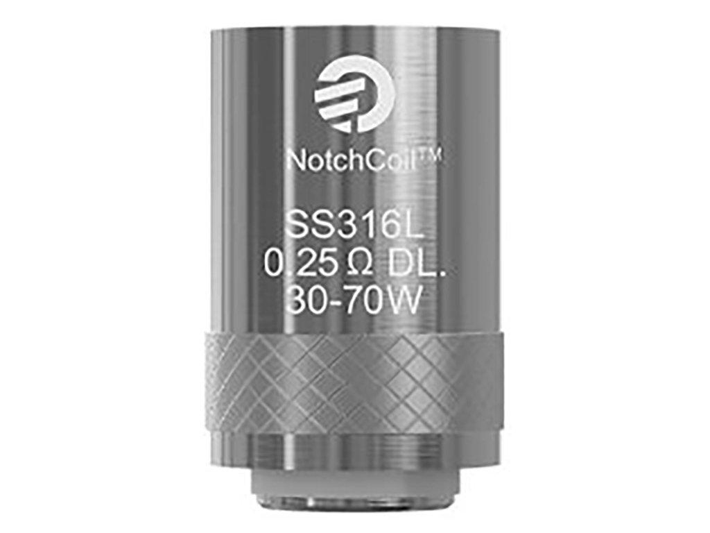 2549 1 zhavici hlava joyetech bf notchcoil 0 25ohm
